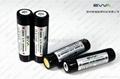 10A High drain Panasonic NCR18650BD Flashlight Batteries 3200Ah