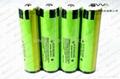 High capacity Flashlight Batteries Panasonic NCR18650BE 3200Ah