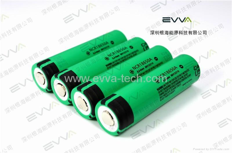 Panasonic NCR18650A 3.6V 3100mAh 18650 AKKU Lithium ion battery
