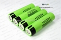 Panasonic NCR18650B 3.6V 3400mAh 18650 high Capacity  Lithium ion battery
