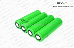 30A Discharge Sony US18650VTC3 1600mAh battery (high Power battery cell)