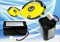 14.4V 18650 Lithium ion battery pack for