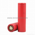 The high capacity Sanyo 18650 3.4Ah  NCR18650BF 3400mAh