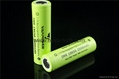18650 35A high drain batteries Vappower IMR18650 2500mAh.