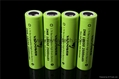 IMR18650 35A high drain batteries Vappower IMR18650 2500mAh for power tools.