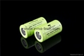 3.7V VAPPOWER 15A high drain IMR 18350 battery 750mAh