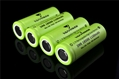 3.7V VAPPOWER 20A high drain IMR 18500 battery 1100mAh