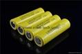 18650 35A high drain IMR18650 batteries LG 18650HE4 2500mAh IN STOCK