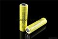 High Power  LG 18650HE4 2500mAh 20A 18650 AKKU battery