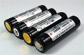 Lithium ion Flashlight Battery Protected