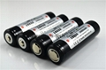 High quality Lithium ion Flashlight Battery Protected 18650 3400mAh