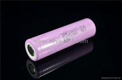 15A high drain INR18650 batteries Samsung INR18650 30Q 3000mAh for power tools