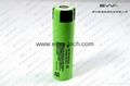 The best capacity 18650 3600mAh Panasonic NCR18650G lithium ion battery