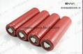 The newest  model Sanyo 18650 3.4Ah  NCR18650BF 3400mAh
