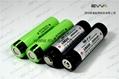 3.7V 3600mAh High capacity Flashlight Batteries Panasonic NCR18650G
