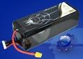 15C UAV battery, FPV battery, DJI phantom battery 22.2V 15000Ah Li ion battery
