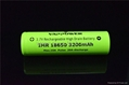 Superior cycle life Vappower IMR 18650 3200mAh High power Lithium ion battery