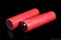 High power battery Panasonic\ Sanyo 18650 3.4Ah  NCR18650BL 3400mAh