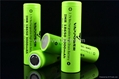 High Power Vappower IMR18650 3000mAh 30A 18650 li-ion battery for power tools.