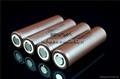 The newest model 20A E-cig battery 18650 high drain LG INR18650 HG2 3000mAh