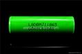 LG INR18650 MJ1 3.65V 3500mAh 10A 18650 li-ion battery for power tools