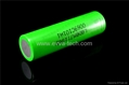 High Power LG INR18650MJ1 3500mAh 10A 18650 li-ion battery for e-scooter