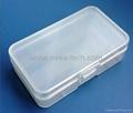 18650 battery plastic case\ Storage box
