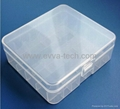 26650 battery plastic case\ Storage box