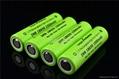 High Power Vappower IMR18650-15 1500mAh 35A high drain battery
