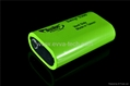 3.7V Lithium ion AKKU Boston Power Swing 5300mAh battery
