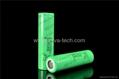 Samsung INR18650-25R AKKU 20A Discharge