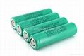 30A high drain LG 18650 HB2 1500mAh  batteries for e-cigarette