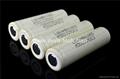 3.65V 1500mAh 30A high drain LG HB6  18650 li-ion battery for e-cigarette