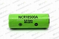 Panasonic NCR18500A  3.7V 2040mAh Authentic 18500 li-ion battery cell
