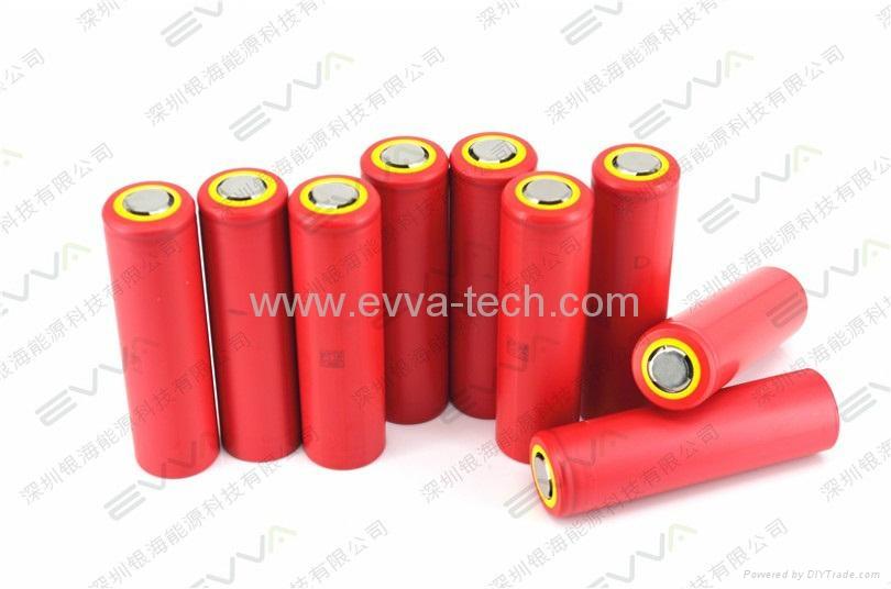 Panasonic Sanyo Ur18650 Nsx 2600mah High Drain Batteries For