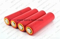 Panasonic Sanyo UR18650 NSX 2600mAh high drain batteries for e-cigarette