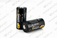 GP Lithium battery CR123A 3.0V