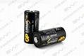 GP Lithium battery CR123A 3.0V