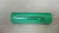 Samsung SDI  ICR18650-22F 2200mAh 18650 li-ion battery