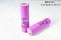Samsung SDI ICR18650-26F 2600mAh 18650  battery cell