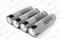 Panasonic NCR18650F 3.6V 2900mAh 18650 LOW TEMPERATURE  batteries.