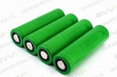 Sony US18650VTC5A 3.6V 2600mAh 35A 18650  rechargeable Li-ion Battery