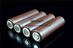 LG INR18650HG2 3000mAh 20A 18650 E-cigarette li-ion battery with button top