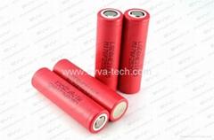 High Power LG 18650HE2 2500mAh 35A 18650 li-ion battery pack