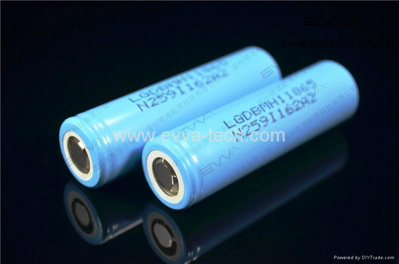 High Power LG INR18650MH1 3200mAh 10A 18650 AKKU battery