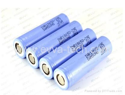 High Power Samsung INR18650-29E 2850mAh 10A 18650 AKKU battery cell