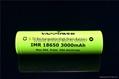 Original Vappower IMR18650-30 3000mAh 30A high drain battery