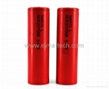 12A discharge Panasonic Sanyo NCR20700B 4250mAh AKKU Lithium ion battery