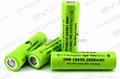 40A high drain Vappower IMR18650 2600mAh  SUPER power  battery for E-cigarette