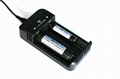 18650 rechargeable Li-ion Battery Charger